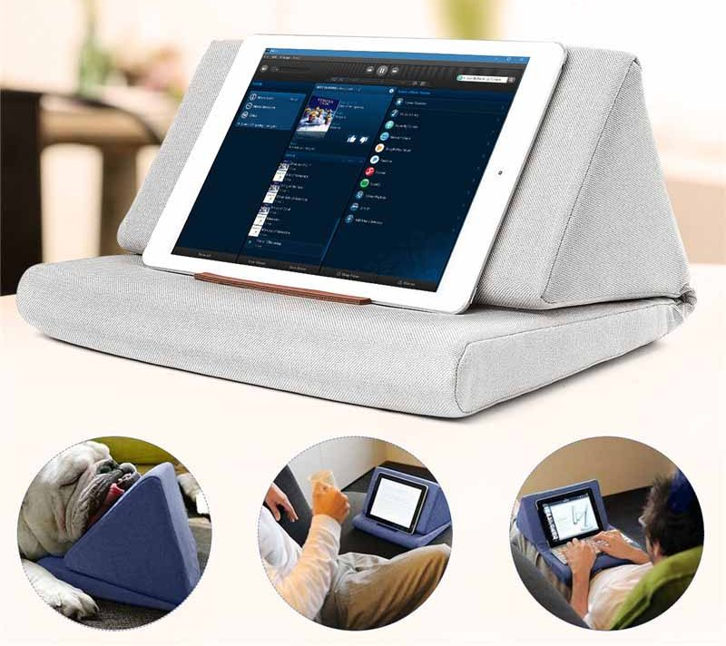 Tremendous Tablet Stand Pillow Holder Moznex Is Of High Quality Gmtry Best Dining Table And Chair Ideas Images Gmtryco